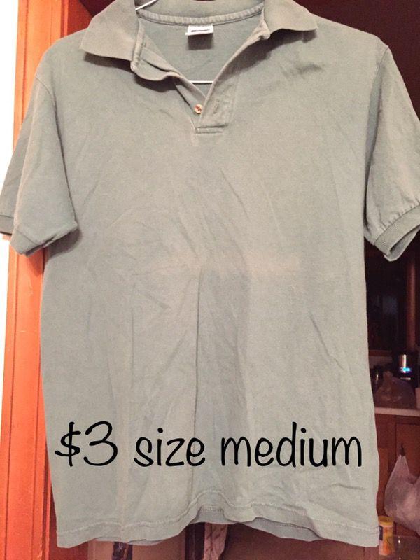 Polo size medium