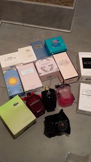 All brand new coach, lacoste, Abercrombie , bvalgari, dolce ,romance,Gucci , juicy , bvalgari, lacoste ..3 vs .Jimmy choo, ted baker watches for Sale in Minneapolis, MN