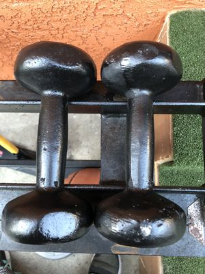 Weights York US set of 10s for Sale in Los Angeles, CA