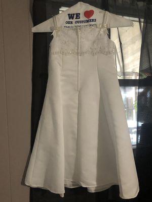 Flower girl dress size 2T for Sale in Philadelphia, PA
