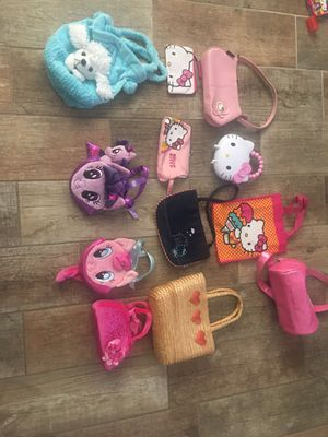 Bags and purses for kids for Sale in Clermont, FL