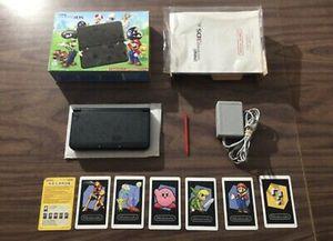 Nintendo 3DS Súper Mario Black Edition for Sale in Kissimmee, FL
