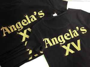 Personalized shirts/ party ideas for Sale in Los Angeles, CA