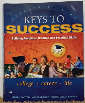 Keys To Success 7th Ed for Sale in Riverdale, MD
