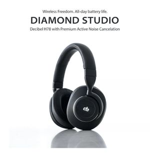 Bluetooth & Noise Canceling Headphone by Decibel Electronics for Sale in Cheektowaga, NY