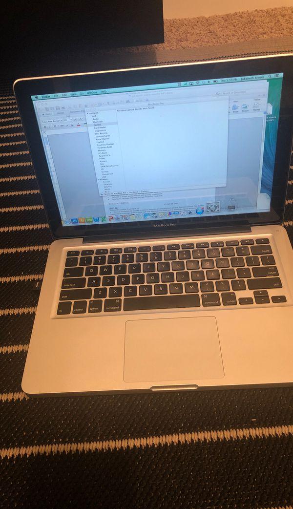 MacBook Pro 2011 8gb