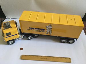 Michelin 18 Wheeler Metal Collectible Toy for Sale in Westwood, MA