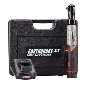 EARTHQUAKE XT 12V Max Lithium 3/8 In. Cordless Xtreme Torque Ratchet Wrench Kit for Sale in Roseville, CA