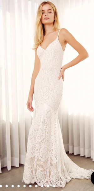 New Wedding Dress for Sale in Los Angeles, CA
