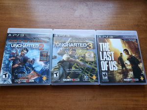 Naughty Dog Bundle for Sale in Pittsburgh, PA