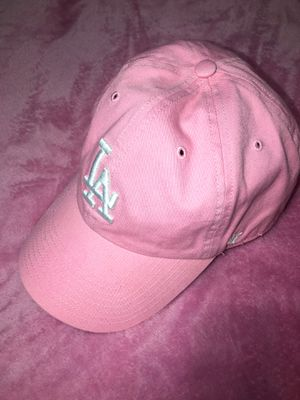 Pink LA hat for Sale in Las Vegas, NV