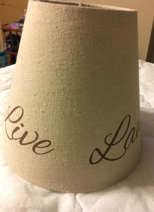 Small lamp shade for Sale in San Antonio, TX