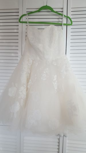 Wedding reception or prom dress for Sale in Eatontown, NJ