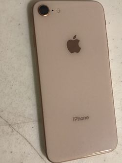 Apple iPhone 8 64 GB UNLOCKED. Color silver. Work very well. Perfect condition for Sale in Murray,  UT