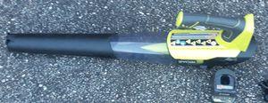 Ryobi 18 volt leaf blower for Sale in Greenville, SC