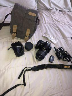 Nikon D3000 Camera for Sale in Denver,  CO