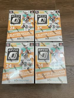 2020 NFL Optic Blasters for Sale in Glendale,  CA
