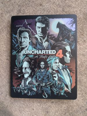 Brand new uncharted 4 for ps4 for Sale in San Antonio, TX
