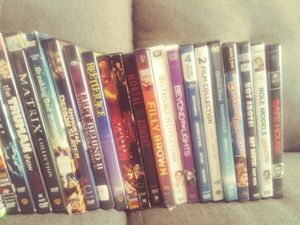 35 dvds for Sale in Columbia, MO