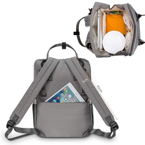 Brand New $15 OMORC Baby Changing Backpack Diaper Bag Multi-functional w/ Stroller Hooks, Cooler Pockets