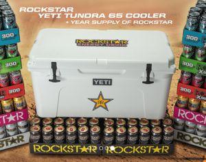 Rockstar Energy Yeti 65 for Sale in San Carlos, CA