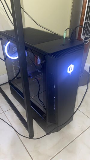 Cyber power gaming pc for Sale in West Palm Beach, FL