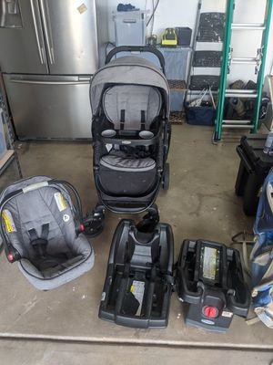Graco Modes Travel System for Sale in Colorado Springs, CO