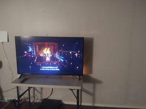 50 in 4k smart tv for Sale in Oklahoma City, OK