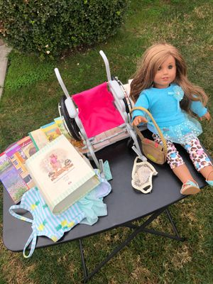 American Girl doll and books for Sale in Loma Linda, CA