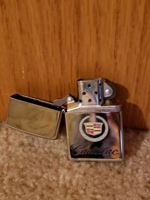 Cadillac zippo lighter for Sale in Stanwood, WA