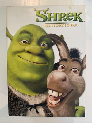 Shrek 1,2,3 for Sale in Prospect Heights, IL