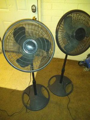 2 Lasko brand fans new never used for Sale in Tucson, AZ