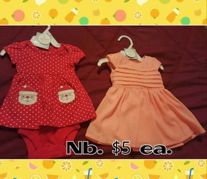 Nb Party dresses for Sale in West Palm Beach, FL