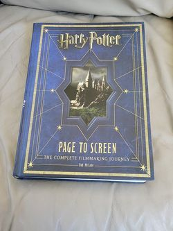 Harry Potter Page To Screen for Sale in San Diego,  CA