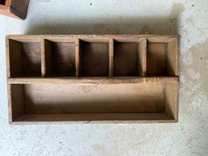 Antique pine tool box for Sale in Sherborn, MA