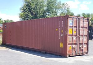 Conex Storage Containers for Sale in Fort Myers, FL