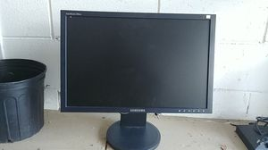 """Computer monitor 20.5"""" for Sale in Sanford, FL"""