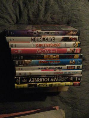Bundle of dvds for Sale in Pasadena, TX