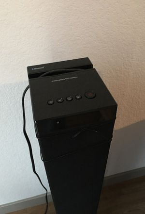 Bluetooth Tower Speaker for Sale in Austin, TX