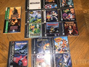 PlayStation Games for Sale in Apple Valley, CA