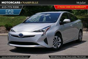 2017 Toyota Prius for Sale in Mount Juliet, TN