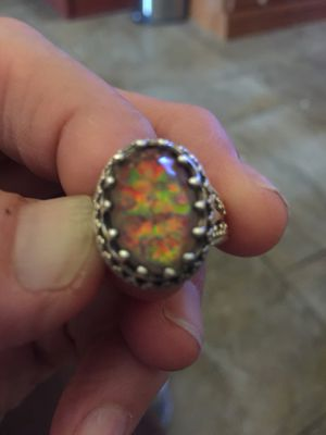 Mystic topaz ring 8 for Sale in Glendale, AZ