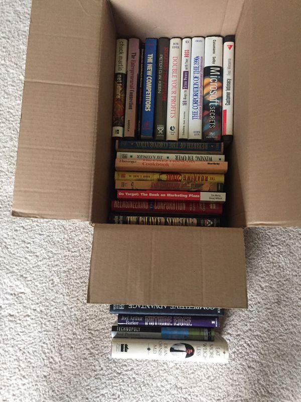 Lot of 25 Books