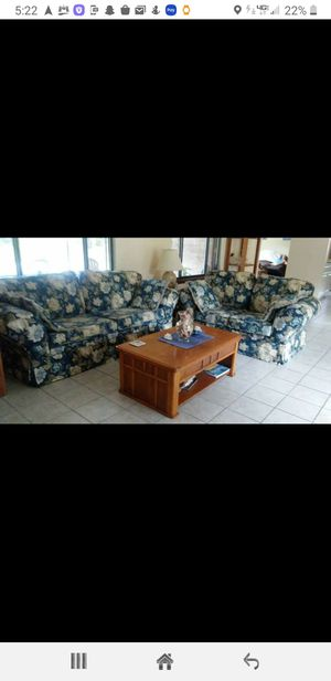 Great condition couch and love seat for sale for Sale in Pensacola, FL