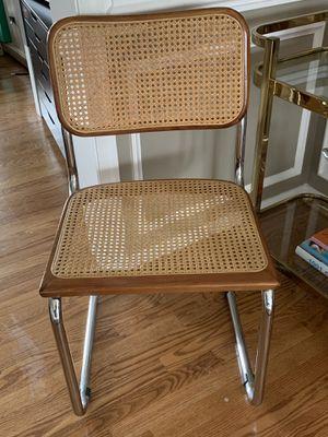 Marcel Breuer Cesca Style Chair for Sale in Centreville, VA