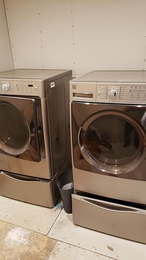 Kenmore Elite Washer and Dryer for Sale in Coats, NC