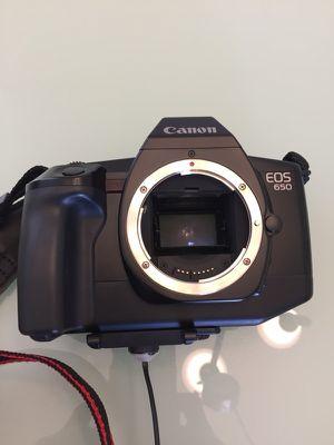 Canon EOS 650. for Sale in Miami, FL