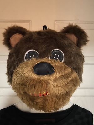 Bear Animotion Mask for Sale in Houston, TX
