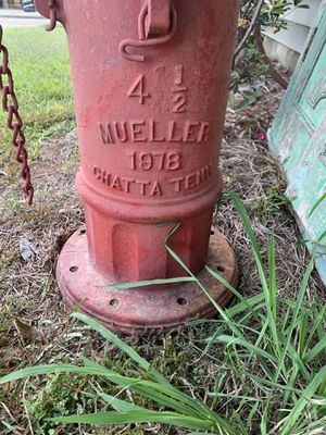 Vintage Fire Hydrant Tennessee for Sale in Brandon, MS