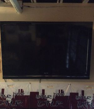 60 inch Sony tv negotiable for Sale in Stockbridge, GA